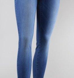 flying monkey lycra let out hem crop skinny reg rise jeans
