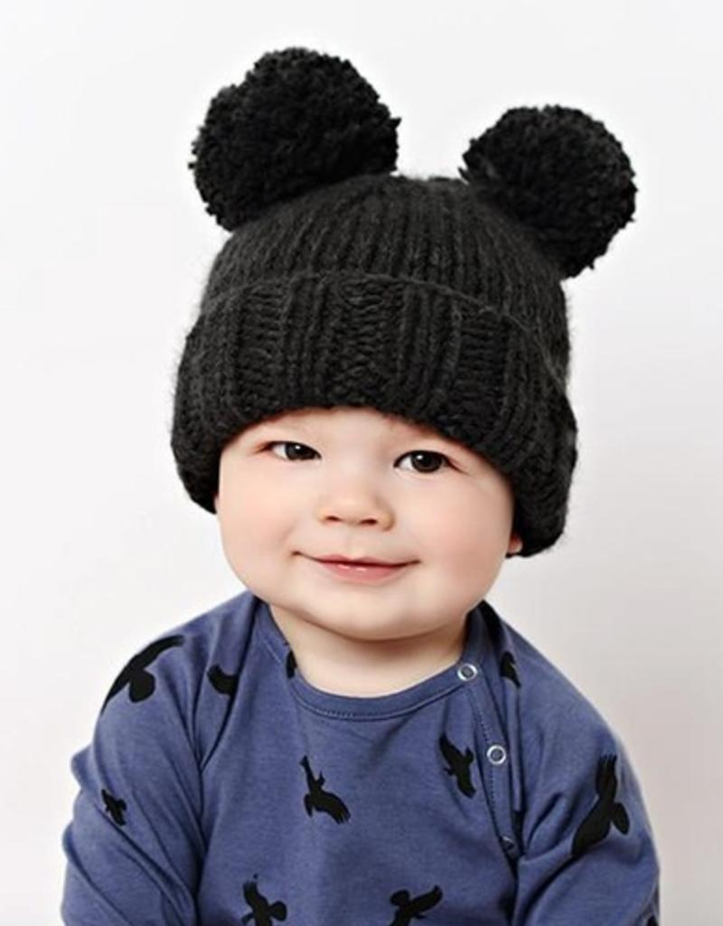 b66ed96786d The Blueberry Hill paxton pom pom knit hat - Stash Apparel and Gifts