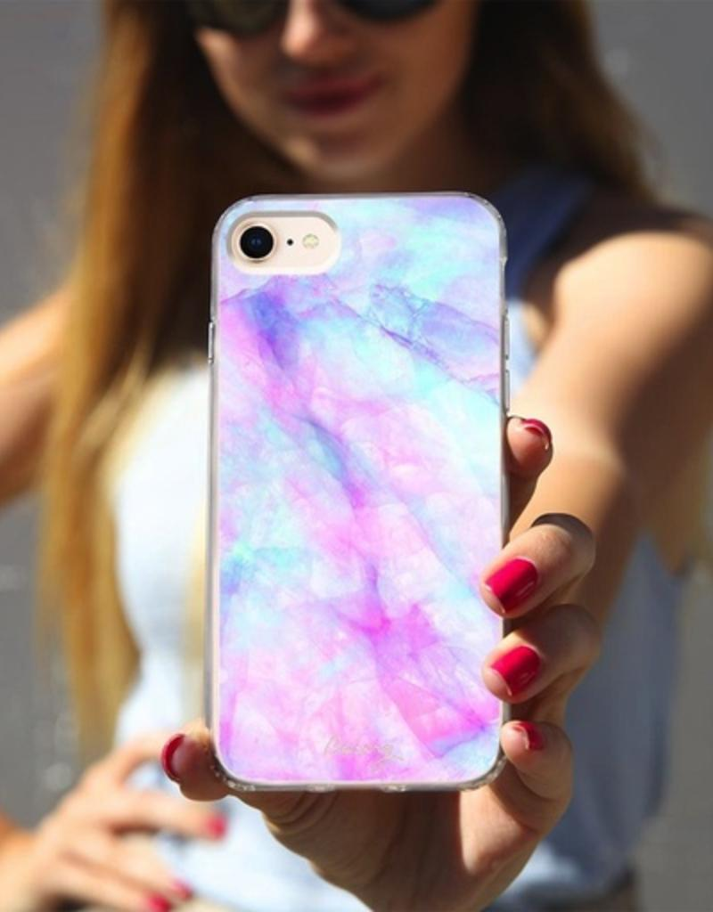 casery iridescent crystal iphone case 8/7/6/6s