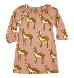 milkbarn peasant dress - doe