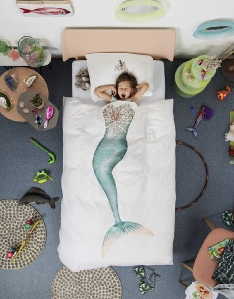 mermaid duvet set FINAL SALE