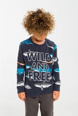 wild and free pullover