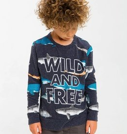 chaser wild and free pullover FINAL SALE