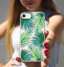 casery palm leaves iphone case 8/7/6/6s