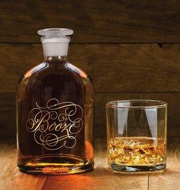 booze bottled up decanter