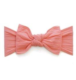 Baby Bling coral knot headband
