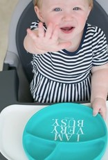 Bella Tunno im very busy wonder plate