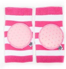 Bella Tunno rugby row pink happy knees