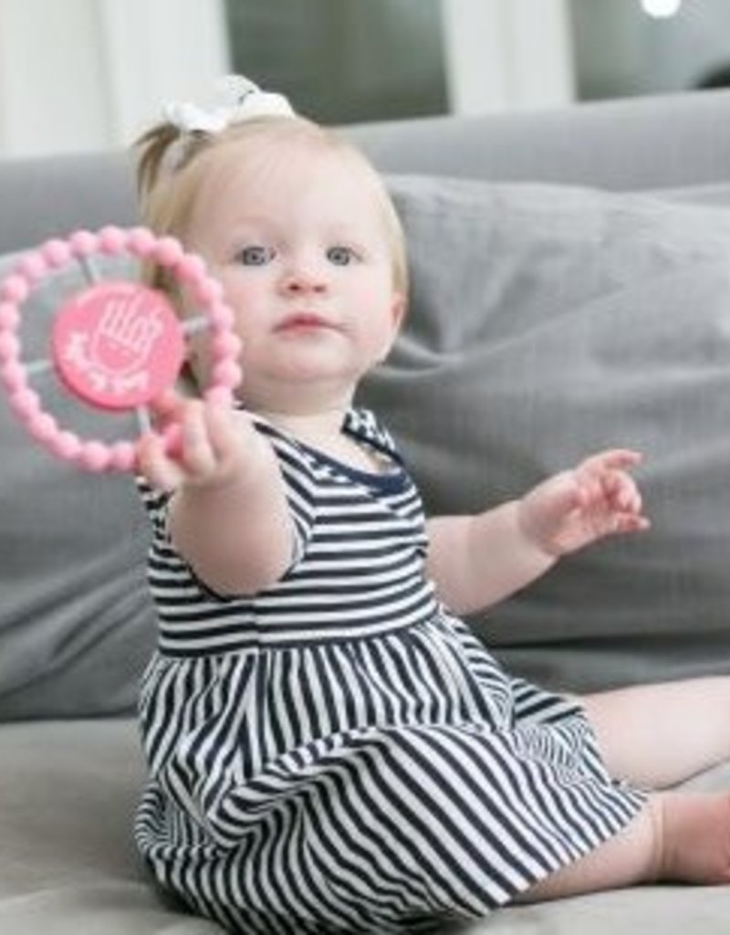 Bella Tunno happy teether - dont be jelly
