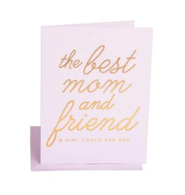 mom and friend card