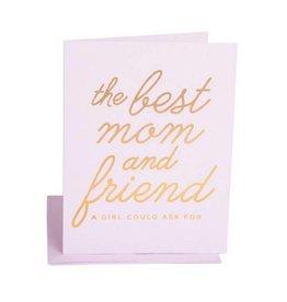 mom & friend card