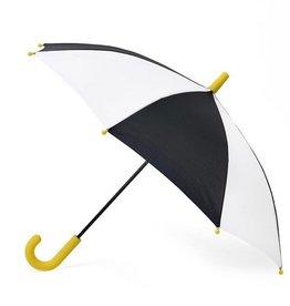 black & white umbrella