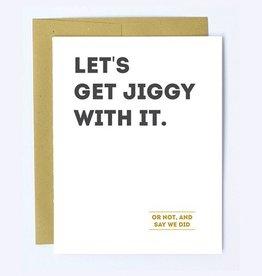 jiggy card