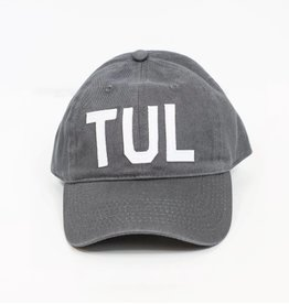 aviate kids TUL hat - charcoal
