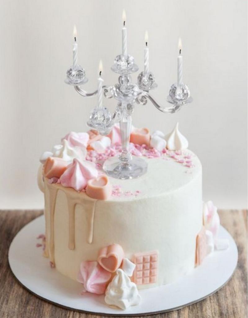 cake candelabra FINAL SALE