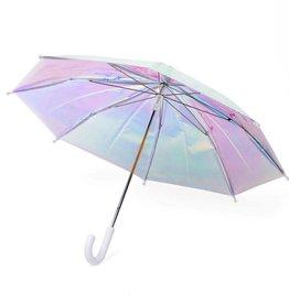 kids holographic umbrella