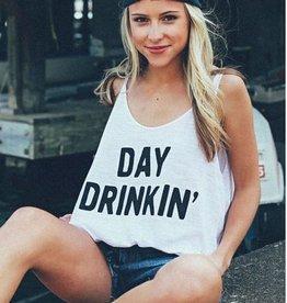 day drinkin tank FINAL SALE