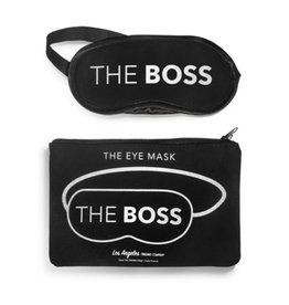 los angeles trading co eyemask the boss FINAL SALE