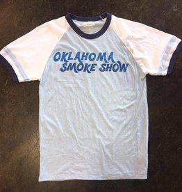 Opolis ok smoke show tee FINAL SALE