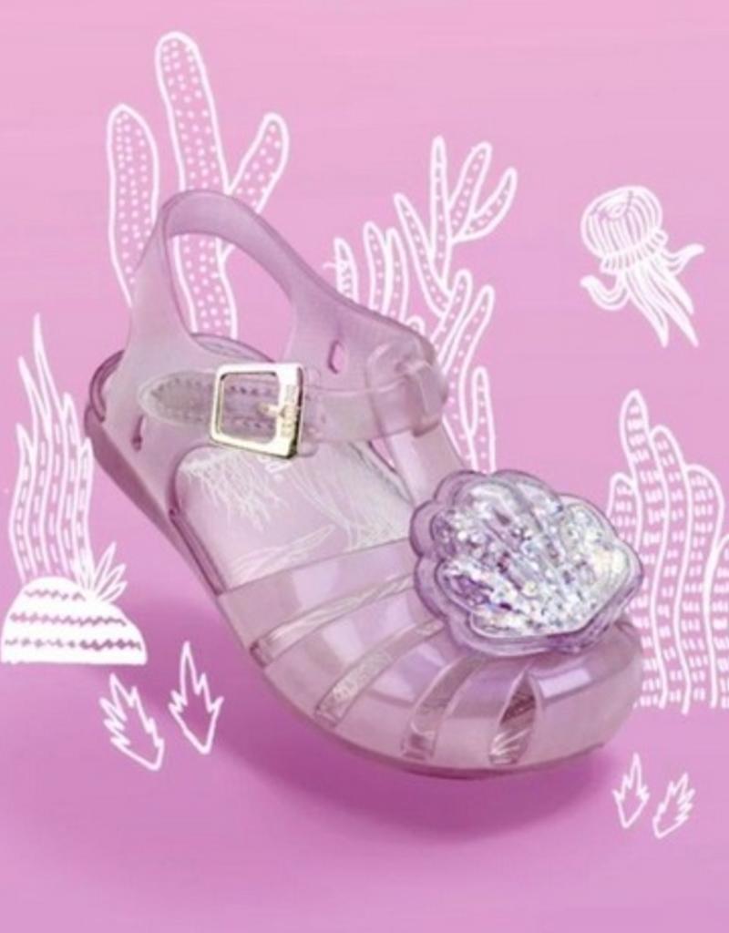 7a38997615 mini melissa mini aranha xii - seashell - Stash Apparel and Gifts