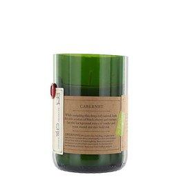 cabernet rewined candle