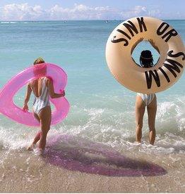 beach please! jumbo heart innertube FINAL SALE