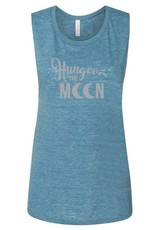 R+R hungover the moon muscle tank FINAL SALE