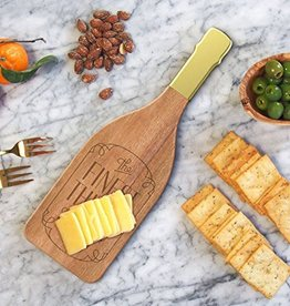 champagne cheese board