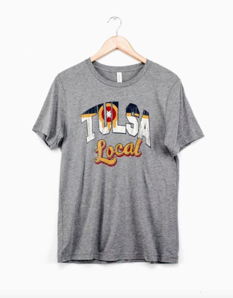 LivyLu kids tulsa local tee