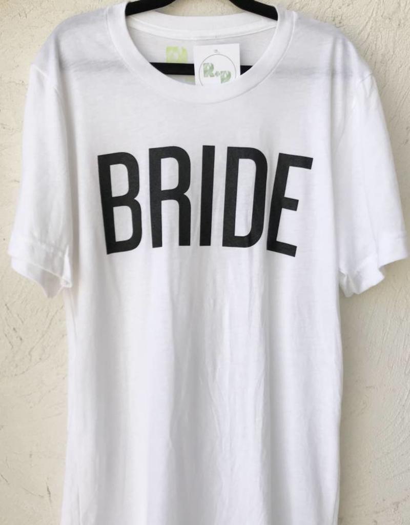 R+R BRIDE tee