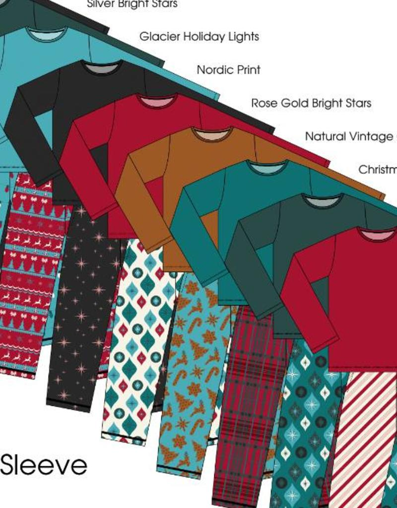 440422b6da5a kickee pants mens pajama set ornaments FINAL SALE - Stash Apparel ...