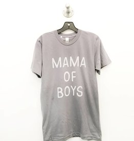 mama of boys tee