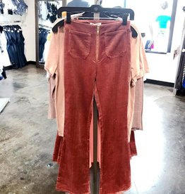 honey punch bell cord pant