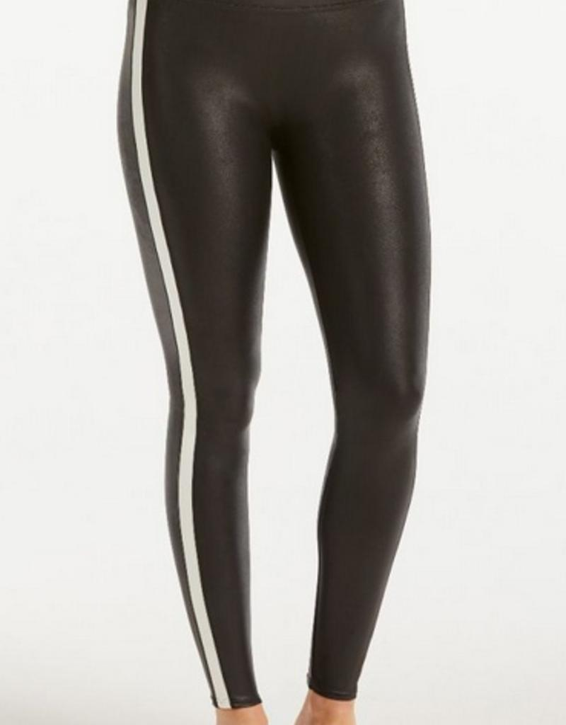 c516d30a95 spanx faux leather stripe legging - Stash Apparel and Gifts