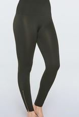 spanx seamless side zip legging