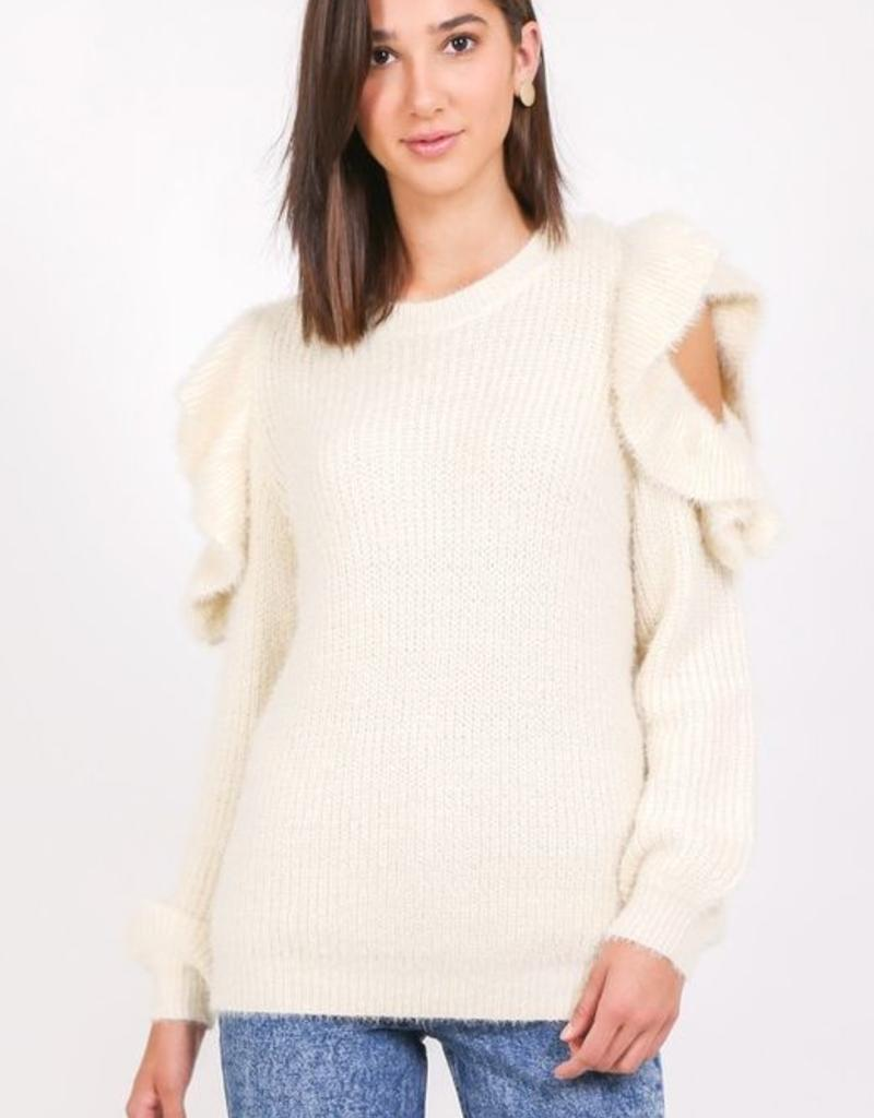 warm and fuzzies sweater FINAL SALE