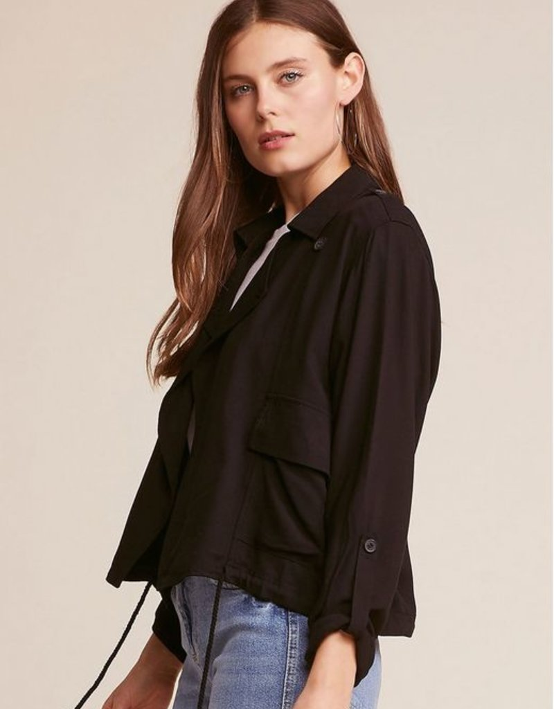 always and forever drawstring jacket