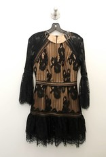 alma woven lace dress FINAL SALE
