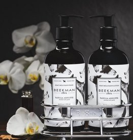 beekman vanilla absolute caddy set