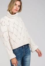 chandelier sweater