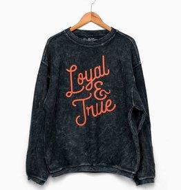 LivyLu loyal & true corded crew FINAL SALE