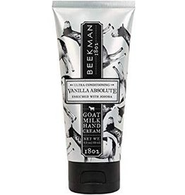 beekman 2oz vanilla absolute hand cream