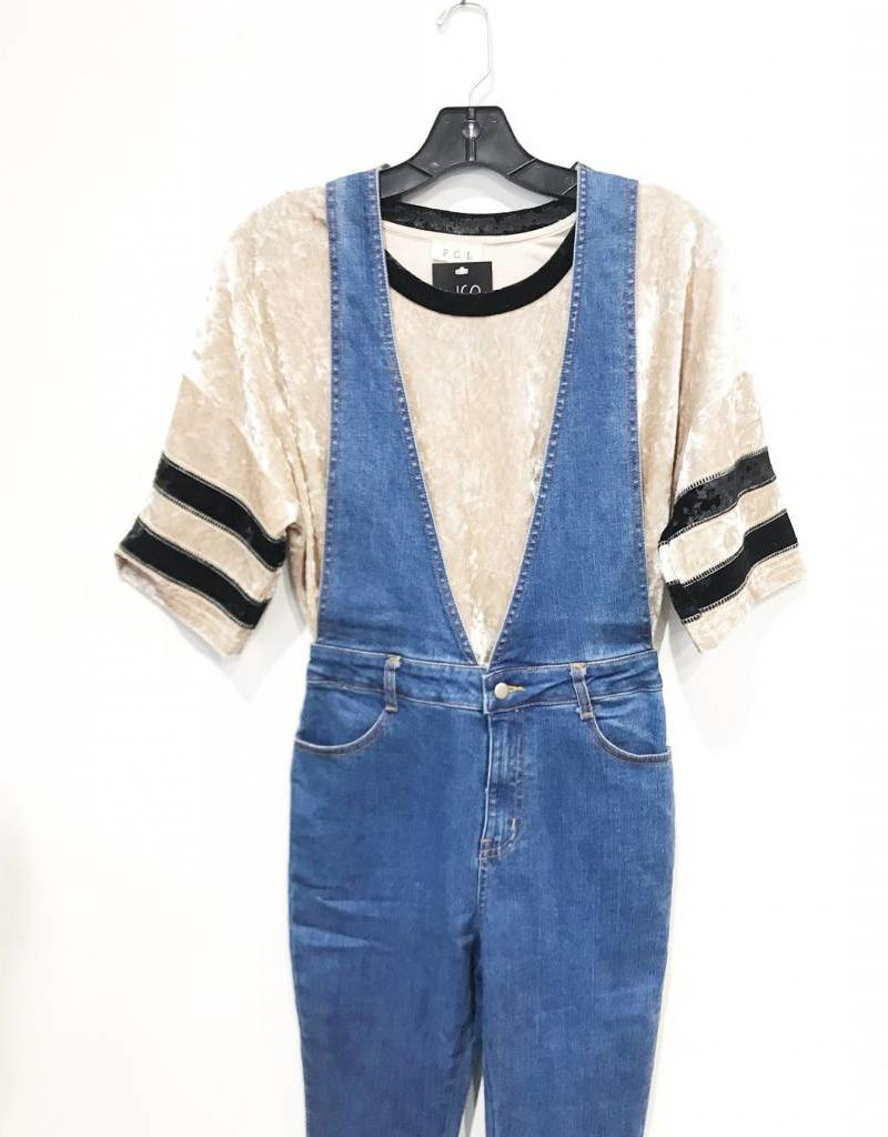c5b8c3f311 denim jumpsuit - Stash Apparel and Gifts
