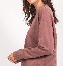 cozy long sleeve shirt