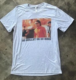 LivyLu go mullet or go home tee FINAL SALE
