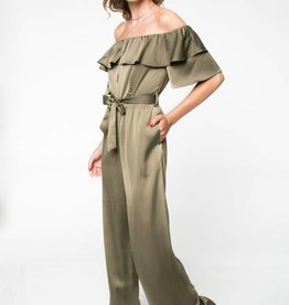 life is ruffle jumpsuit