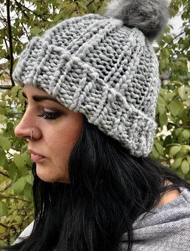 Woven Together Beanie