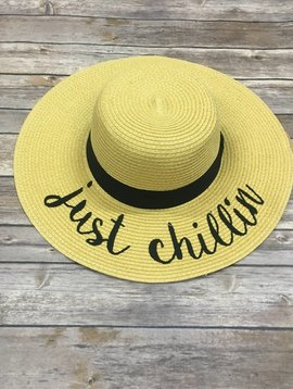 Just Chillin Hat