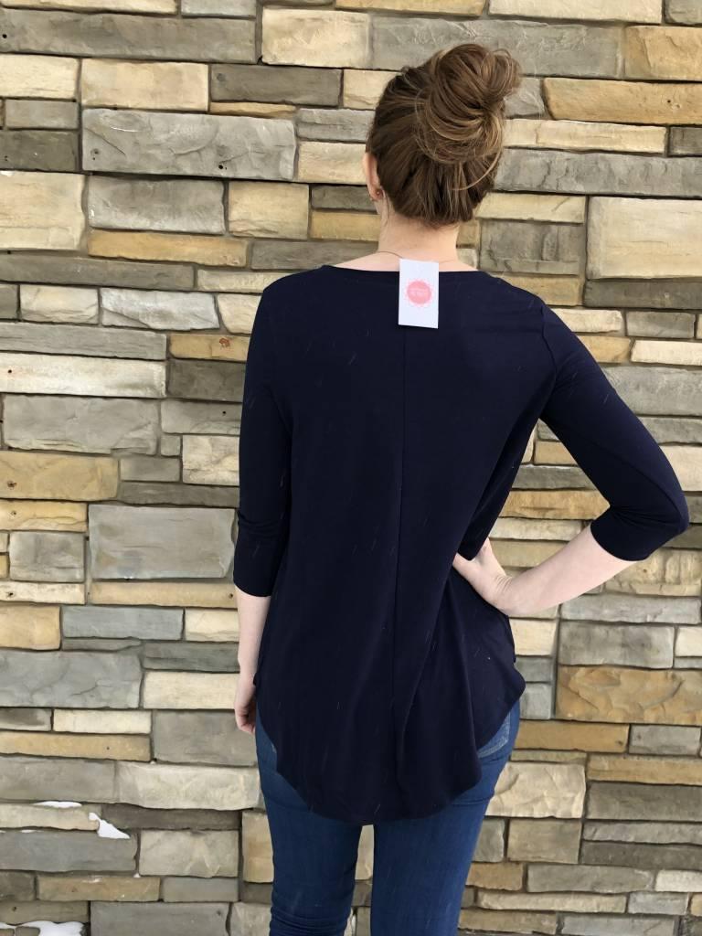 Basic 3/4 Sleeve