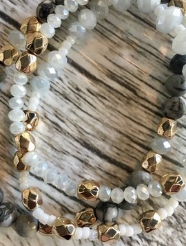 Au Natural Stretch Bracelet